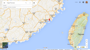 Provinz Fujian