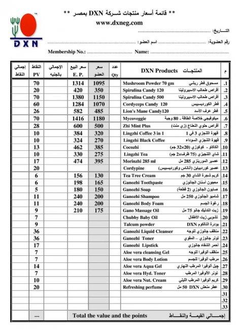 dxn in ägypten_1