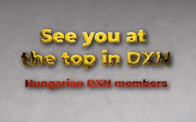 Das DXN Lied präsentiert von ungarischen Partners